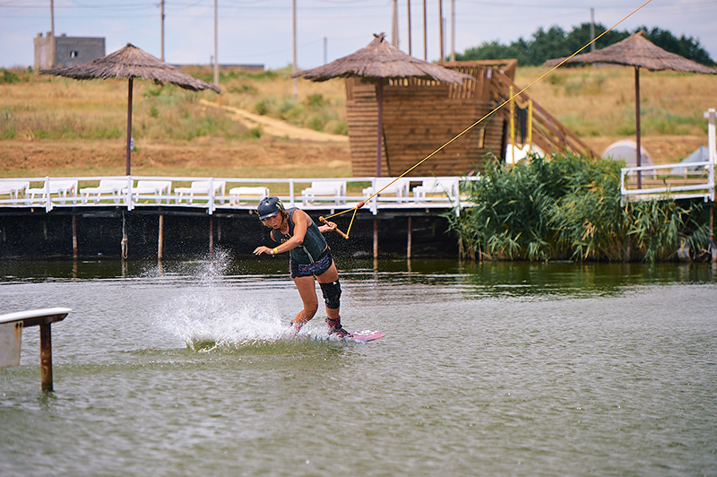 Chernomorsky Wake Contest. Girlspower