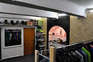 Магазин снаряжения для кайтинга и вейкбординга