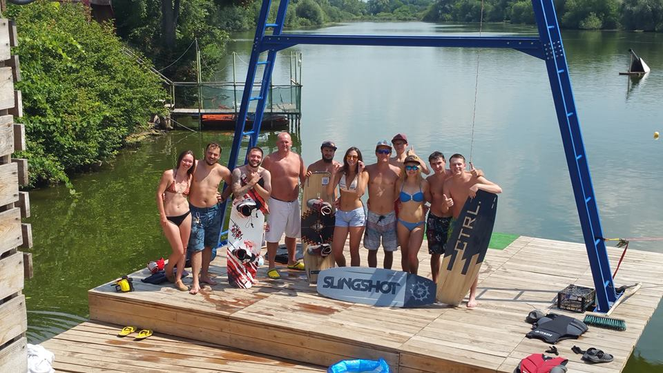 OnTop Wake Camp - Riders