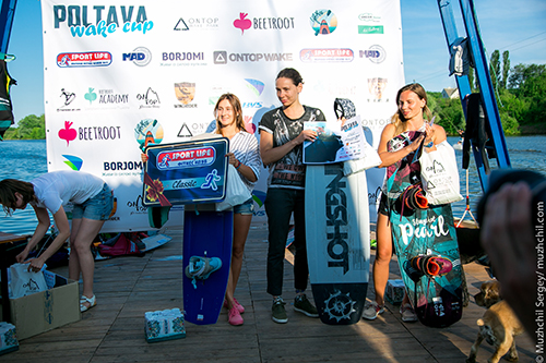 Poltava Wake Cup 2018. Варвара Долинина