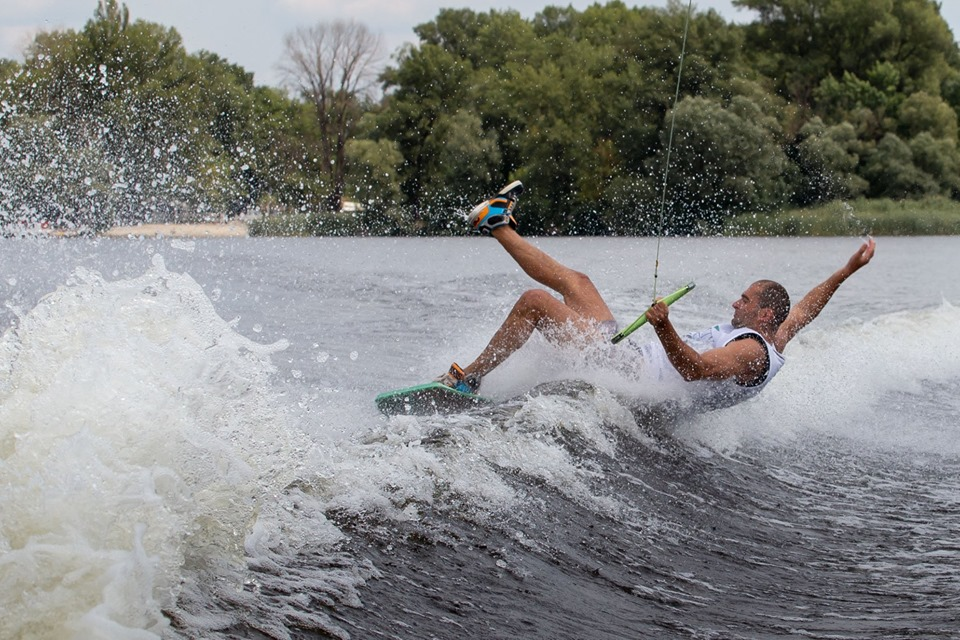 Equity Kyiv Open Cup Wakeskate