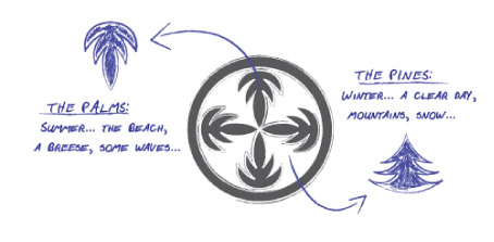 Logo brunotti.com