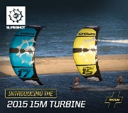 2015 15m Turbine + 2015 Glide