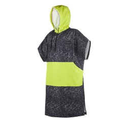 Пончо Mystic Poncho Black/Lime art 35417.190167