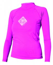2012 Star Rash Vest L/S Women (Розовая) L