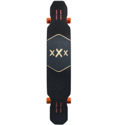 Скейт Moonshine Hoedown Medium / Arsenal 180 Black 50 /60mm Slip Complete