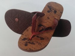 Шлёпанцы Mystic 2015 Nature Flops 736 Dark Brown