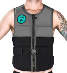 Жилет RideEngine 2017 2017 Atlas Impact Vest Grey