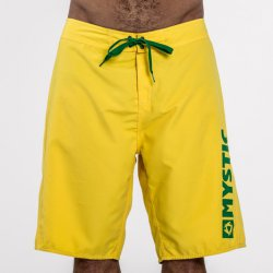 "Шорты Mystic 2016 Brand Boardshort 21.5"" Bright Yellow"