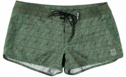 Шорты Женские Mystic 2017 Slate Boardshort Seasalt Green