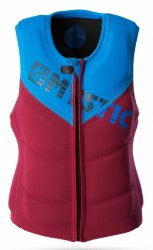 Жилет Mystic 2016 Star Wakeboard Vest Zip Bordeaux