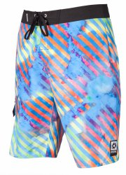 Шорты Mystic 2015 Powder Boardshort Flash Blue