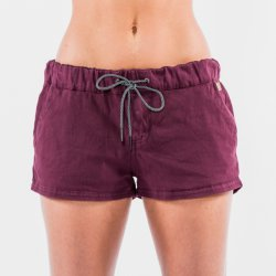 Шорты Женские Mystic 2016 Barrier Walkshort Red Wine