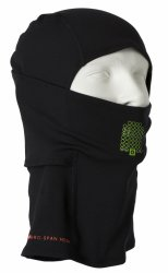 Термо балаклава Mystic 2016 SUP Thermal Bipoly Balaclava Grey (Один размер)
