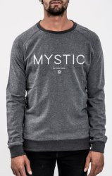 Толстовка Mystic 2016 Minimal Sweat Dark Grey