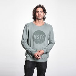 Толстовка Mystic 2017-18 Trail Sweat Frozen Green