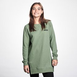 Толстовка женская Mystic 2017-18 Entice Sweat Seasalt Green