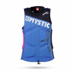 Жилет Mystic 2014-2013 Transform ND Wakeboard Vest Zip Black/Blue/Megenta
