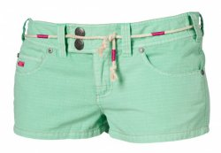 Шорты Женские Mystic 2014 Checking Out Walkshort Paradise Green