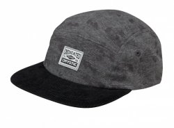 Кепка Mystic 2015 Travel Cap 807 Dark Grey (Один размер)