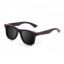 Очки KENEDY bamboo black frame with smoke