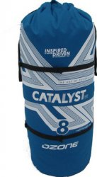 Кайт OZONE CATALYST V1 Kite Only SCHOOL 8.0 sq m,