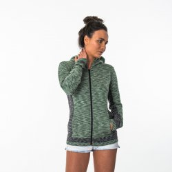 Толстовка женская Mystic 2017 Clarify Sweat Seasalt Green