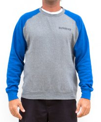 Slingshot 2014 Men's Crew Jones Sweatshirt