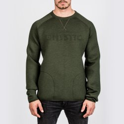 Толстовка Mystic 2018 Face Sweat Green.D
