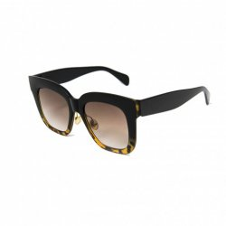 Очки HARLEM Frame shiny black and demy brown Arms shiny black Lens brown