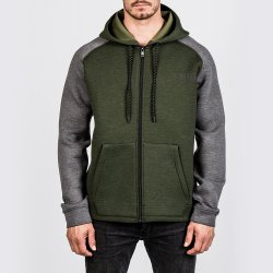 Толстовка Mystic 2018 Hoover Sweat Green.D