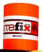 "KiteFix Self-adhesive Dacron Tape (оrange - 2""""x48"""") Оранжевый"