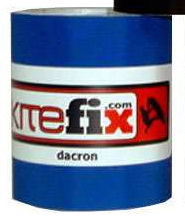 "KiteFix Self-adhesive Dacron Tape (blue - 2""""x48"") Синий"