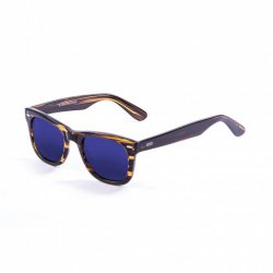 Очки LOWERS Frame brown Lens revo blue