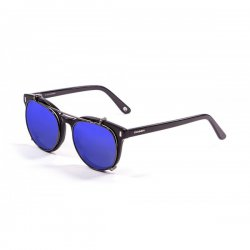 Очки MR.FRANKLY Frame: shiny black Lens: revo blue