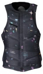Жилет Mystic 2015 Earth Wakeboard Vest Black