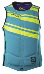 Жилет Mystic 2015 ND Wakeboard Vest Zip Mint