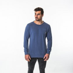 Толстовка Mystic 2017 Rust Sweat Indigo