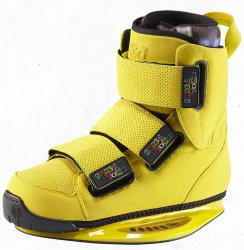 Ботинки Вейк 2013 Shredtown Wakebinding Sz (close toe Velcro, removable liner) Акция -30%