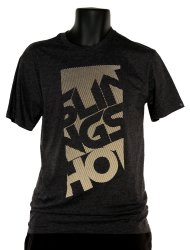 Футболка Slingshot 2015 Base Tee Black
