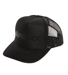 Кепка Slingshot 2015 Trucker Hat Black