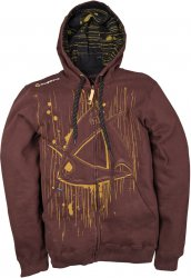 Толстовка Mystic Sweat Diablo Seal Brown