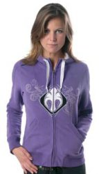 Sweat Maui Zip  Passion Flower L
