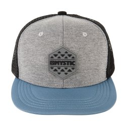 Кепка Mystic 2018 The Coil Cap Powder Blue