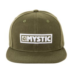 Кепка Mystic 2018 The Local Cap Green.D