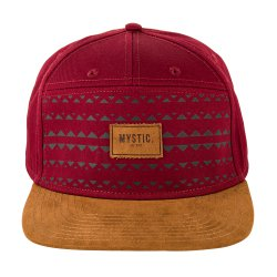Кепка Mystic 2018 The Reel Cap Burgundy