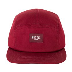 Кепка Mystic 2018 The Slum Cap Burgundy