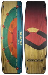 Кайтовая доска Ozone The PLANK School Kite Board, 148 x 47/Red