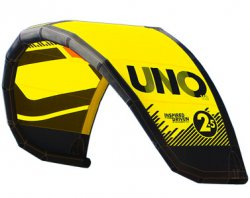 Кайт Ozone UNO V2 4.0m (Kite only with Bag, Strap, Repair Kit)