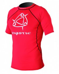 Venom Event Rash Vest S/S 300 Red L